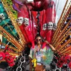 Sharon Watson in Trinidad