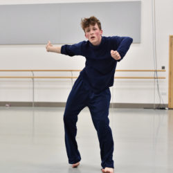 5 minutes with BBC Young Dancer finalist, John-William Watson