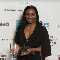 Sharon Watson wins award at English Women's Awards- North 2018