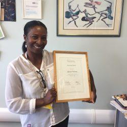 Sharon Watson Awarded Northern School of Contemporary Dance Honorary Fellowship
