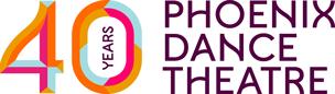 Phoenix Dance 40th Anniversary Logo